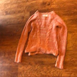 Pink lemonade sweater